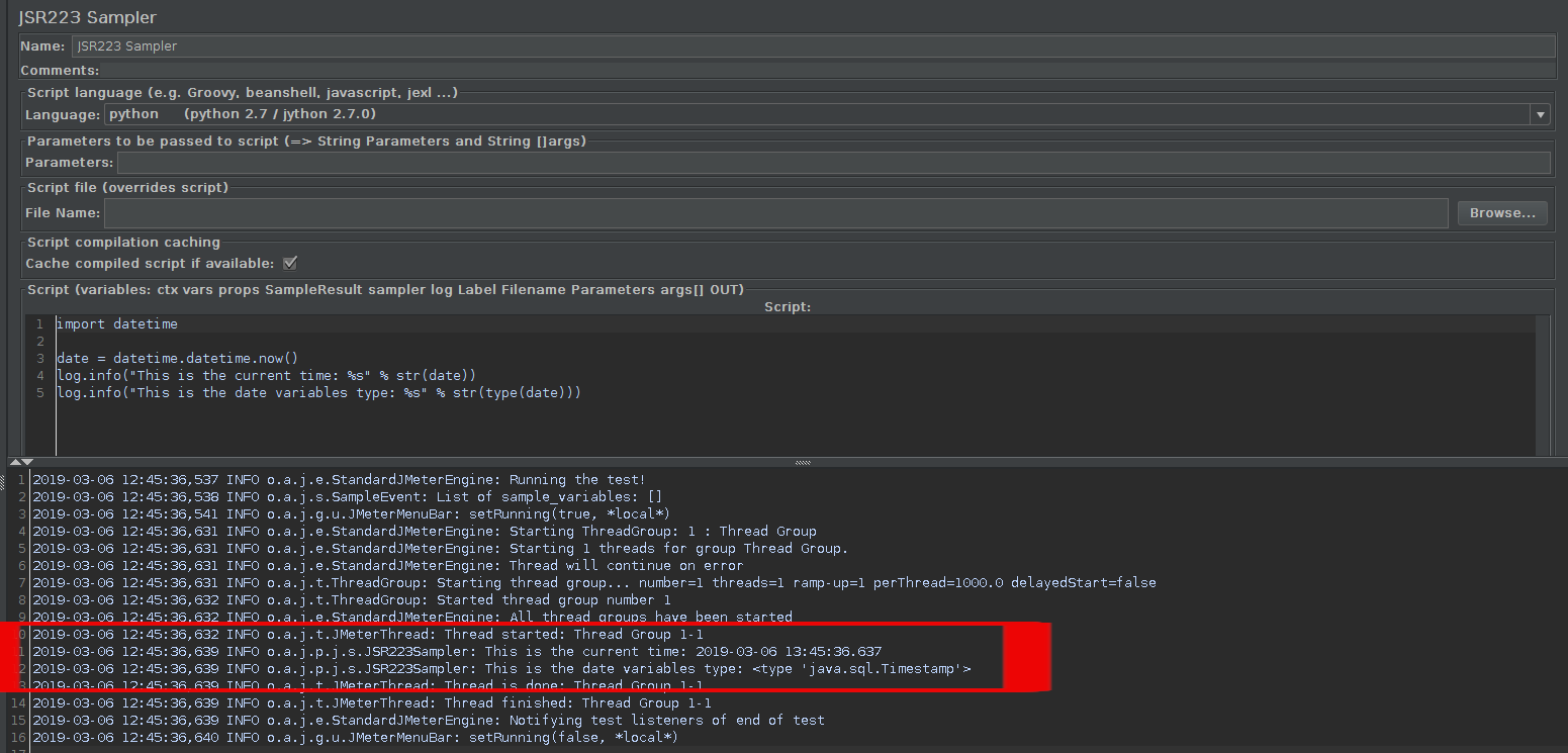 jmeter_python_gotchas - Performance Engineering Solutions